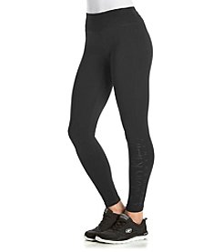 Calvin Klein Performance Cut Off Logo Leggings