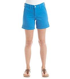 NYDJ® Petites' Avery Shorts