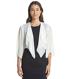 Alex Evenings® Chiffon Bolero