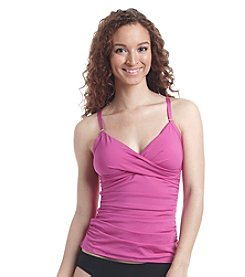 Calvin Klein Twist Tankini Top