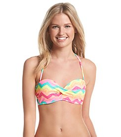In Mocean® Carnival Wave Bikini Top