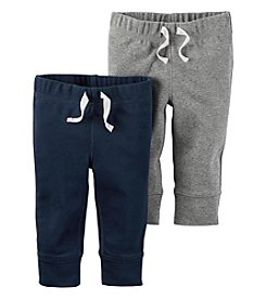 Carter's® Baby Boys 2-Pack Drawstring Pants