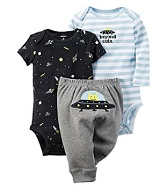 Carter's® Baby Boys 3-Piece Beyond Cute Alien Set