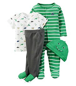 Carter's® Baby Boys 4-Piece Dino Set