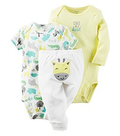 Carter's® Baby 3-Piece Giraffe Set