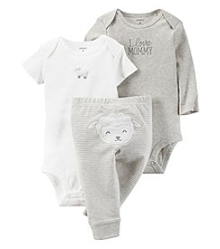 Carter's® Baby 3-Piece Lamb Set