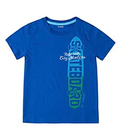 Chaps® Boys' 8-20 Short Sleeve Skateboard Graphic Tee