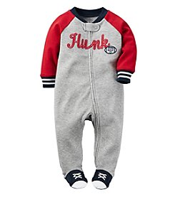 Carter's® Baby Boys Varsity Hunk Footie