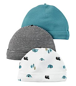 Carter's® Baby Boys 3-Pack Camping Caps