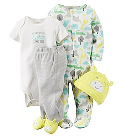 Carter's® Baby 4-Piece Giraffe Set