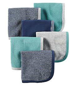 Carter's® Baby Boys 6-Pack Striped Washcloths