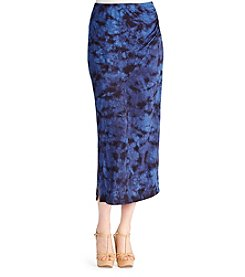 Jessica Simpson Tie Dye Maxi Skirt