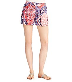 Jessica Simpson Printed Knit Shorts