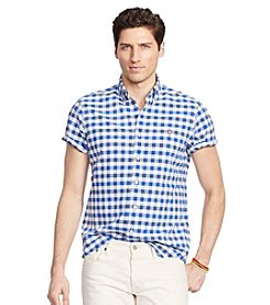 Polo Ralph Lauren® Men's Short Sleeve Button Down Shirt