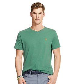 Polo Ralph Lauren® Men's Classic-Fit Cotton V-Neck Tee