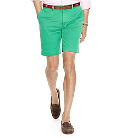 Polo Ralph Lauren® Men's Classic Fit Flat Front Shorts