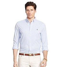 Polo Ralph Lauren® Men's Cotton Twill Long Sleeve Button Down Sport Shirt