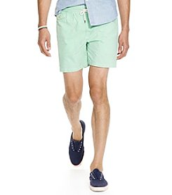 Polo Ralph Lauren® Men's Traveler Seersucker Swim Shorts
