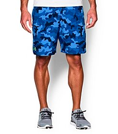 Under Armour® Men's HIIT Camo Novelty Shorts