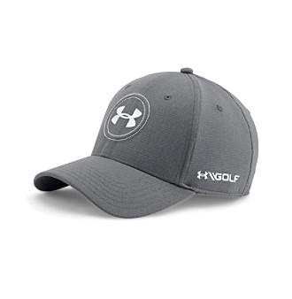 Under Armour Men's UA Golf Official Tour Cap 2.0 - Black - M/L