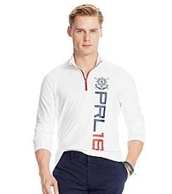 Polo Ralph Lauren® Men's Long Sleeve Half Zip Pullover