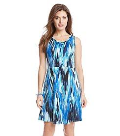 Karen Kane® Fit And Flare Dress