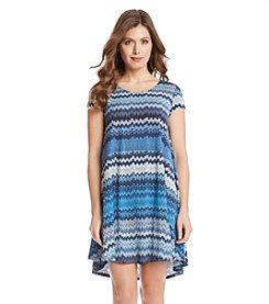 Karen Kane® Mesa Maggie Trapeze Dress
