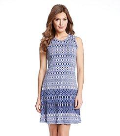 Karen Kane® Ikat Tank Dress