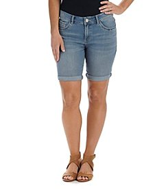 Lee® platinum label Midrise Arielle Bermuda Shorts