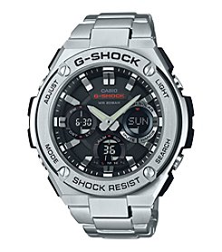 G-Shock® Men's G-Steel All Stainless Solar Watch