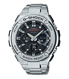 G-Shock® Men's G-Steel All Stainless Solar Watch