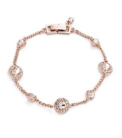 Givenchy® Rose Goldtone Flex Bracelet