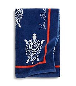 Vera Bradley® Turtle Beach Towel