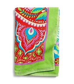 Vera Bradley® Paisley Paradise Beach Towel
