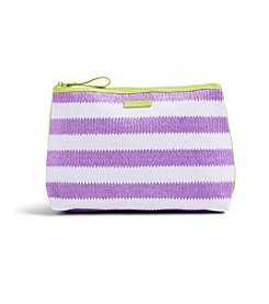 Vera Bradley® Striped Cosmetic Bag