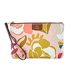 Fossil® Printed Wristlet