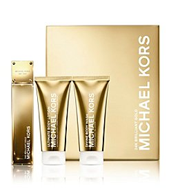 Michael Kors™ 24k Brilliant Gold Gift Set (A $158 Value)