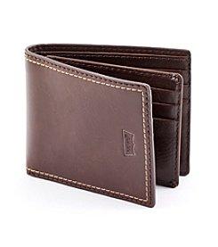 Levi's® Slimfold Leather Wallet
