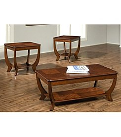Liberty Furniture Cherryville 3-pc. Table Set