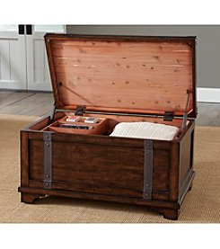 Liberty Furniture Aspen Skies Storage Trunk