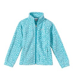 Columbia Girls' 4-16 Benton Springs™ Printed Fleece