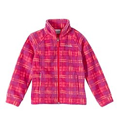 Columbia Girls' 7-16 Benton Springs™ Printed Fleece Jacket