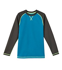 Exertek® Boys' 8-20 Long Sleeve Active Thermal Tee