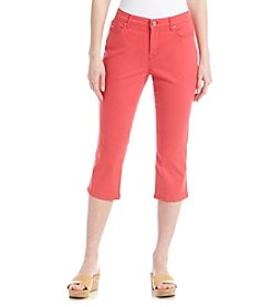 Nine West Jeans® Studded Back Pocket Capri