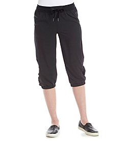 G.H. Bass & Co. Performance Crop Pants