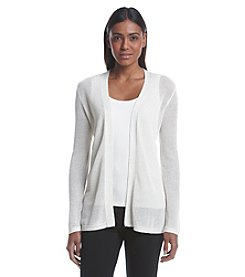 Calvin Klein Open Fly Away Cardigan