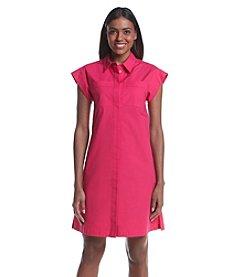 MICHAEL Michael Kors® Poplin T-Shirt Dress