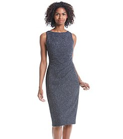 Jessica Howard® Side Tucked Sheath Dress