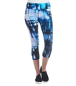 Calvin Klein Performance Techno Print Crop Tights