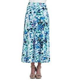 Kasper® A-Line Maxi Skirt